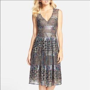 Gorgeous BCBG Maxazria midi dress